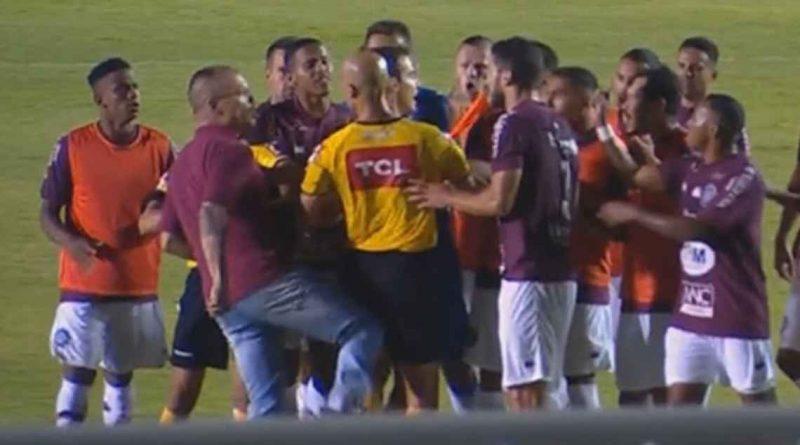 SAFESP repudia agressão ao árbitro em jogo da Copa do Brasil