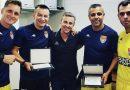 Assistentes celebram 100 jogos no Paulistão