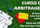 Curso de Arbitragem em São José dos Campos